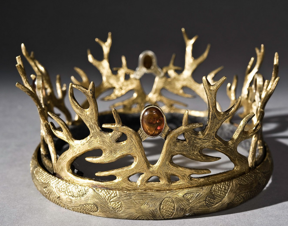 game of thrones crown costume