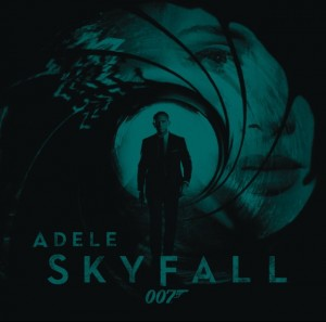 007 Skyfall, Theme Song by Adele