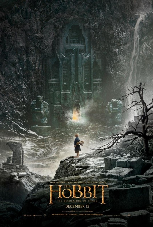 The Hobbit The Desolation of Smaug - Official Teaser Trailer