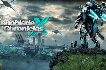 xenoblade chronicles wii u