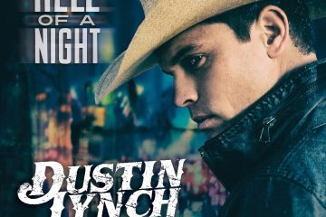 "Dustin Lynch's ""Hell of a Night"" from the 2014 country music album ""Where It's At."" Music video screen capture via YouTube/VEVO."